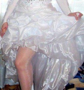 Продам свадебные сапоги