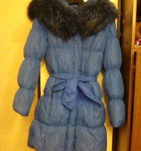 Куртка до колен