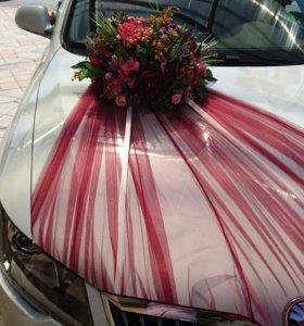 Аренда украшений на машину