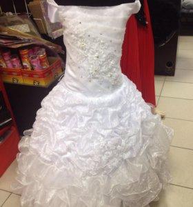 Новое детское платье 46