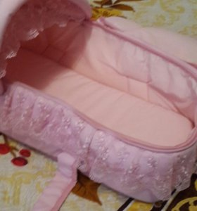 Переноска доя новорожденных
