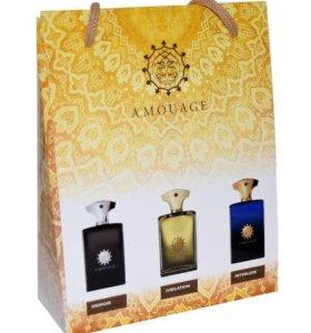 Amouage  подарочный набор