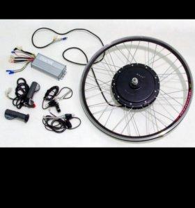 Мотор колесо для велосипеда.