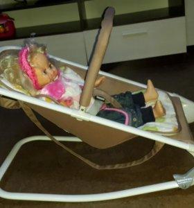 Шезлонг babycare