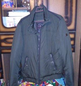 Куртка мужская новая Finn Flare весенняя.