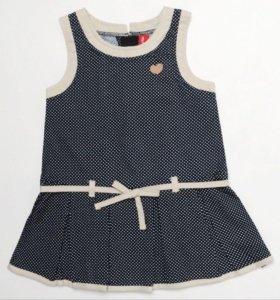 Размер 80 Новое платье