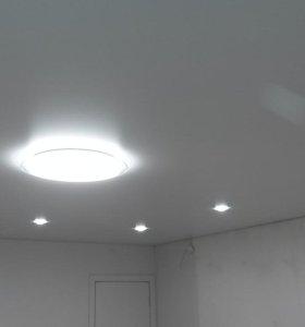 Светодиодные лампы. Встраиваемые светильники.