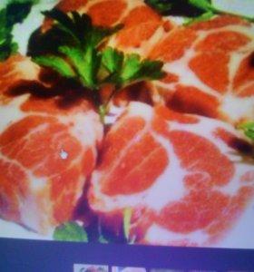 Мясо (свинина) гуси