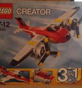 Новый лего креатор 7292