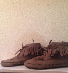 Продам ботинки!!!