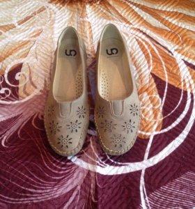 Новые туфли 40-41