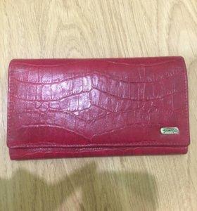 Новый кошелёк.