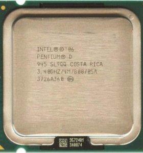 Intel Pentium D 945 3.4GHz LGA 775