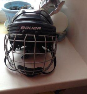Продам хоккейный шлем Bauer BHH2100JR