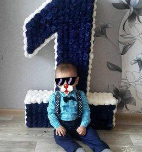 Цифра/единица на годовасие/день рождения