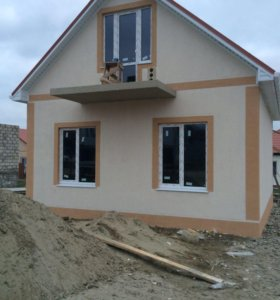 Новый дом в ст Раевская