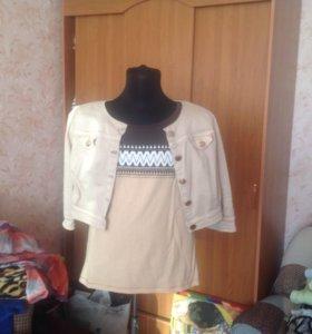 Болеро+ футболка (Ostin)