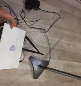 Маршрутизатор с антенной