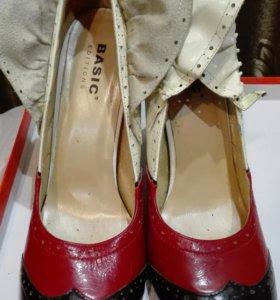 Винтажные туфли,на стиле)))