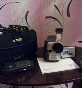 Видеокамера 8mm Samsung