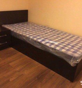 Кровать Аделия 90 новая