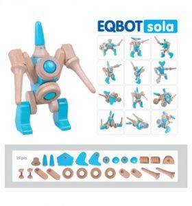 Конструктор EQB 3 разных набора новые
