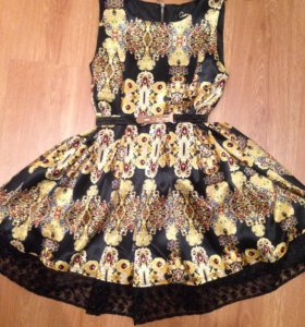 Платье и юбка,размер S/М
