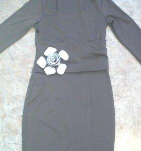 Новые платья трикотаж