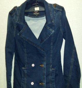 Джинсовый пиджак F5, р. М
