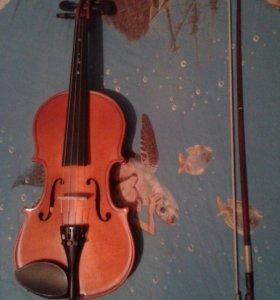 Скрипка 2 четверть