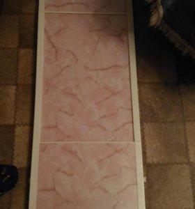 Экран под ванну новый
