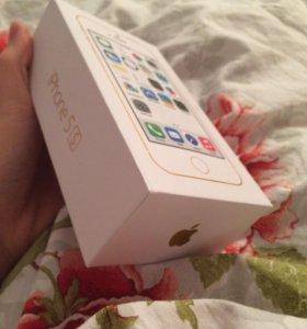 iPhone 📱 5S GOLD 16 GB  ❗️СЛОМАН❗️