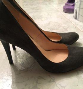 Туфли новые натуральные