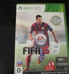 Fifa15 на Xbox