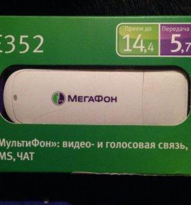 USB- модем Мегафон Е-352