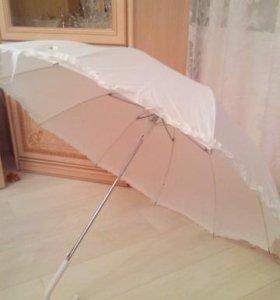 Зонт для свадьбы