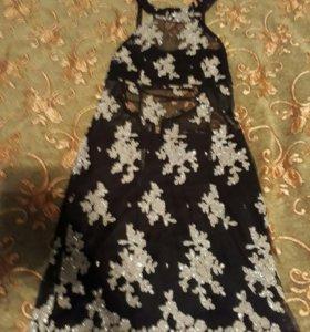 Платье, очень красивое к любому празднику