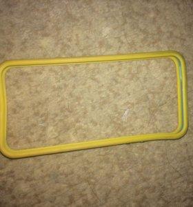 Чехлы и бампер на iPhone 5 S