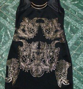 Мини платье Т.A.T.U