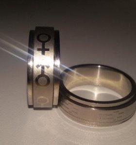 Изящное мужское кольцо