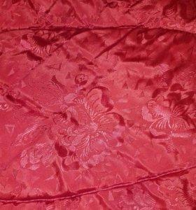 Одеяло ватное детское с пододеяльником