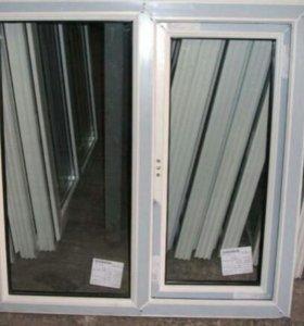 Готовые окна для лоджии