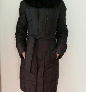 Пуховик (пальто) Clasna размер S