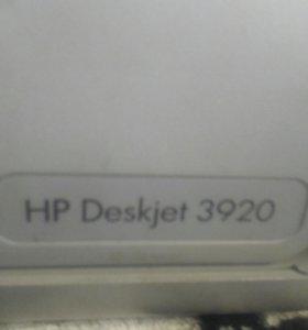 Принтер hp3920