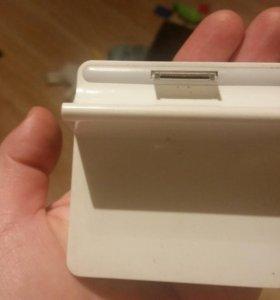 Зарядная станция для iphone 4/4s, ipad2