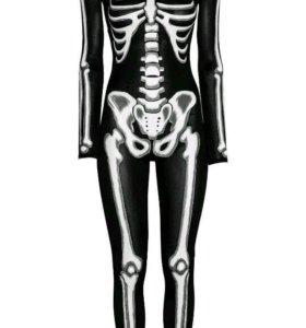Костюм скелет