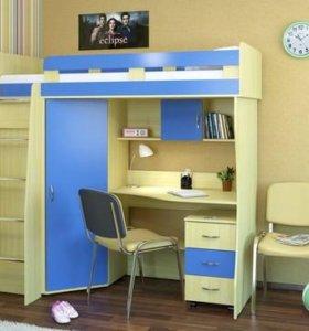 Детская мебель.Уголок школьника