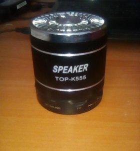 Колонка SPEAKER TOP-K555