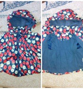 Куртка 80 размер осень весна,очень в хорошем состо