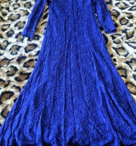 Шикарное обалденное платье для торжества